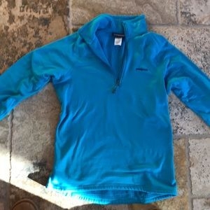Woman's Patagonia fleece 1/4 zip